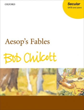 Aesops Fables:Vocal: Satb And Piano