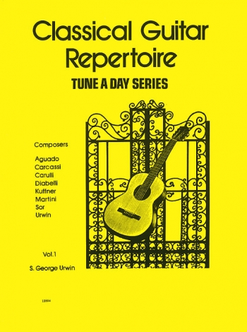 Tune A Day Classical Guitar Repertoire: 1