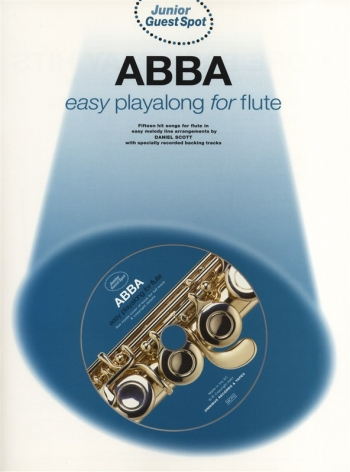 Junior Guest Spot: Abba: Flute: Book & CD
