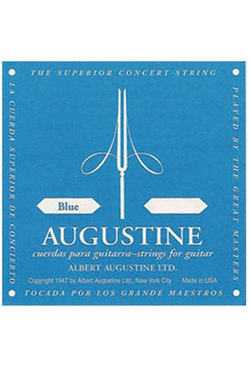 Augustine Blue Label Strings