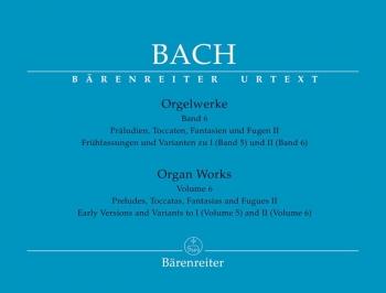 Complete Organ Works Vol.6 (Barenreiter)