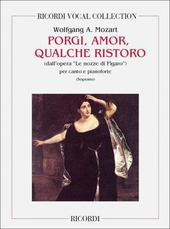 Porgi Amor Quaiche Ristoro: Soprano: Vocal