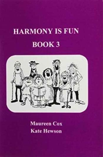 Harmony Is Fun Book 3 (Cox)