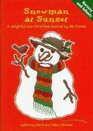 Snowman At Sunset  Nativity  Ages 3-6 Book & Cd