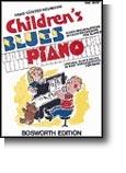 Childrens Blue Piano