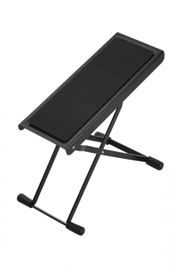 Guitar - Foot Stool - K&m - Black