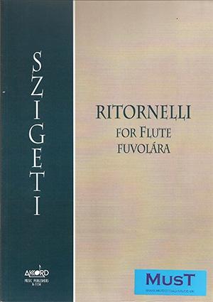 Ritornelli Flute Solo (Akkord)