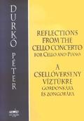 Reflections From Cello Concerto  Cello & Piano