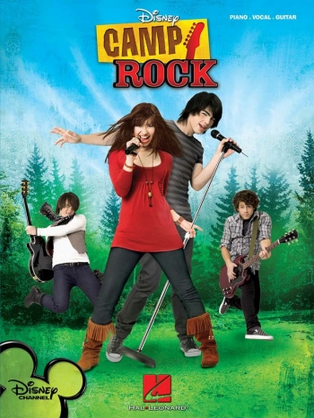 Disney: Camp Rock: Piano Vocal Guitar