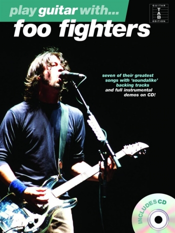 Play Guitar With Foo Fighters