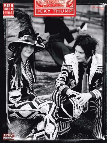 White Stripes: Icky Thump: Album: Guitar Tab