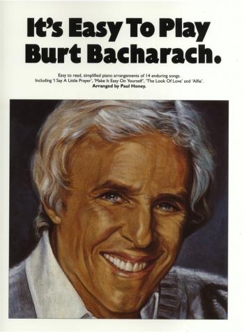 Its Easy To Play Burt Bacharach