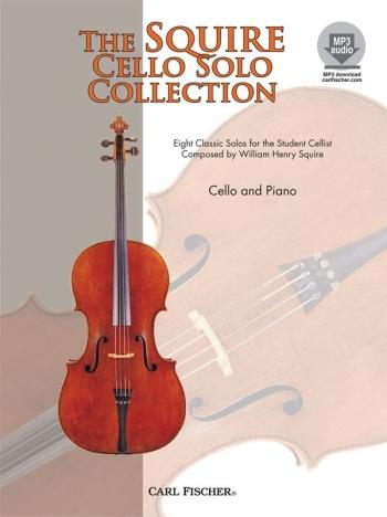 The Squire Cello Solo Collection: Cello & Piano