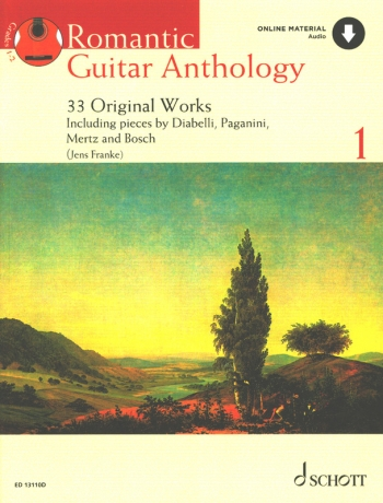 Romantic Guitar Anthology: Vol.1: 33 Original Works