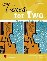 Tunes For Two Easy To Play Duets For Violins