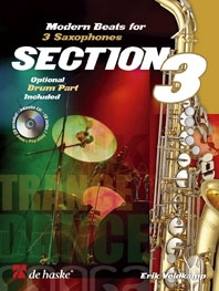 Section 3: Modern Beats For 3 Saxophones: Saxophone Trio