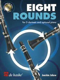 Eight Rounds: 3 Clarinets and Piano