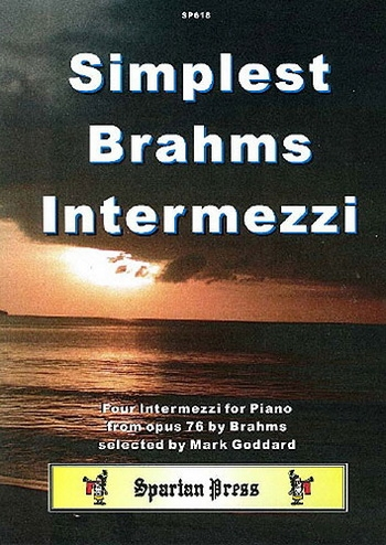 Simplest Brahms Intermezzi: Piano