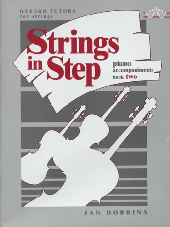 Strings In Step: Book 2: Piano Accompaniment