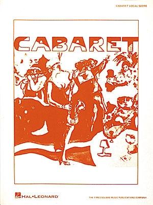 Cabaret: Show Vocal Score