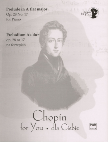 Prelude Op.28/17  Ab Major: Piano (Chopin For You Series)