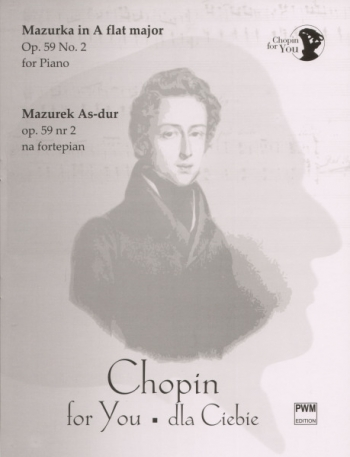Mazurka Op.59/2A b Major: Piano (Chopin For You Series)