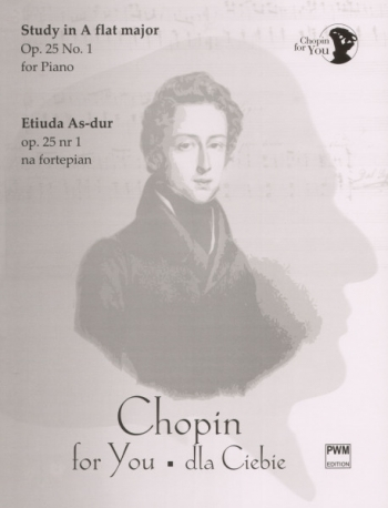 Studies (Etudes) Op.25/1 Ab Major (Chopin For You Series): Piano