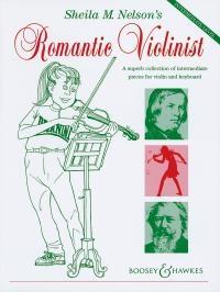Romantic Violinist: Violin & Piano