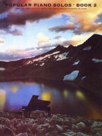 Popular Piano Solos: Book 2