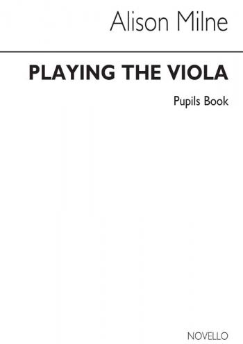 Playing The Viola: Tutor