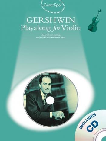 Guest Spot: Gershwin: Violin: Book & CD