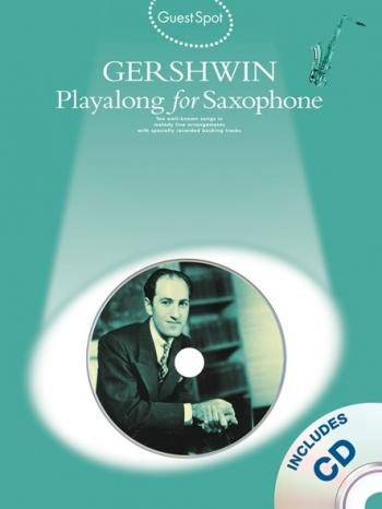 Guest Spot: Gershwin: Alto Sax: Book & CD
