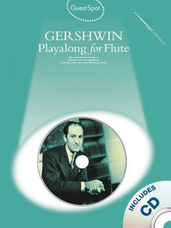 Guest Spot: Gershwin: Flute: Book & CD