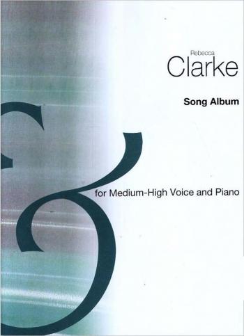 Song Album: Medium High Voice And Piano