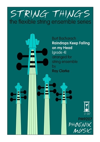 String Things: Raindrops Keep Falling On My Head: String Ensemble: Score and Parts