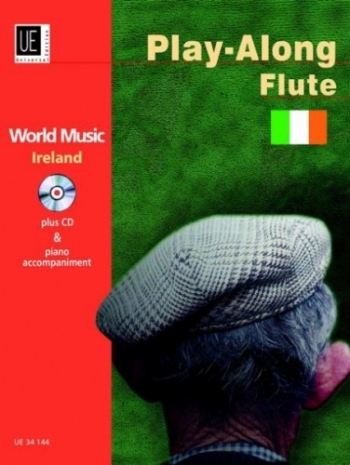 World Music Ireland: Playalong: Flute: Book & CD