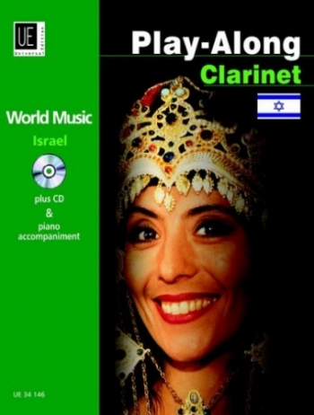 World Music Israel Play Along: Clarinet: Book & CD