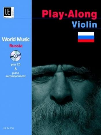 World Music Russia Play Along: Violin: Book & CD