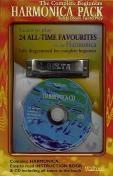 Complete Beginners Harmonica Pack: Book & CD