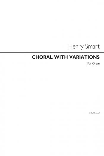 Choral With Variations: Organ
