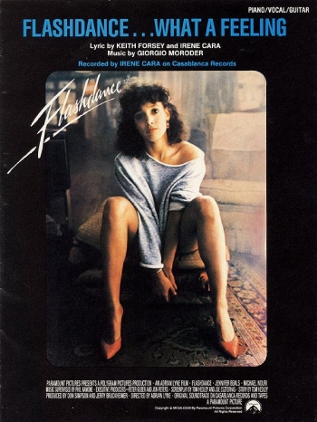 Flashdance ... What A Feeling: Single