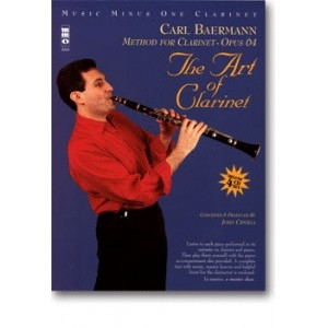 Art Of The Clarinet: Book & CD (MMO)