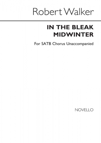 In The Bleak Midwinter: Vocal SATB (Novello)
