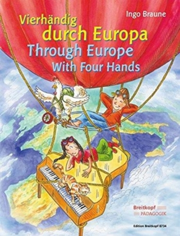 Through Europe: Piano Duet
