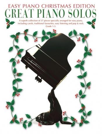 Great Piano Solos: Christmas Edition: Easy Piano: Album