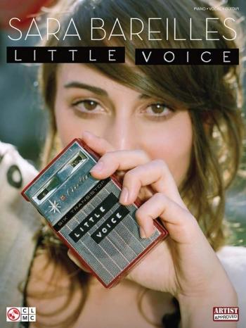 Sara Bareilles: Little Voice: Piano Vocal & Guitar