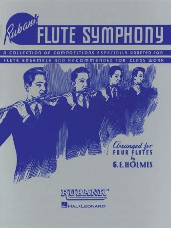 Flute Symphony: Flute Ensemble 4 Flutes