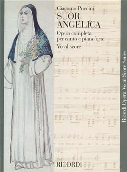 Il Trittico: Vocal Score (Incl Il Tabarro, Suor Angelica And Gianni Schicchi): I