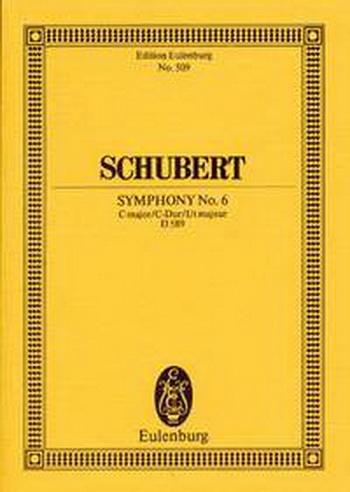 Symphony No.6: C Major: Miniature Score