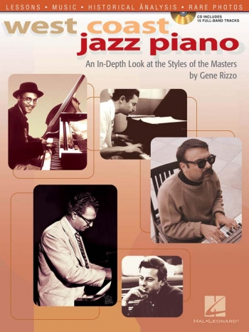 West Coast Jazz Piano: Styles Of The Masters